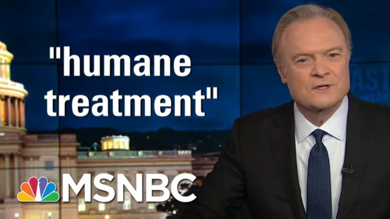Lawrence: History Shows This Land Was Not Made For You And Me | The Last Word | MSNBC 1
