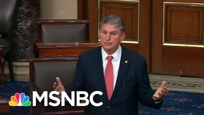 Manchin Again In The Way Of Broadly Popular Gun Reforms After Another Deadly Mass Shooting 1