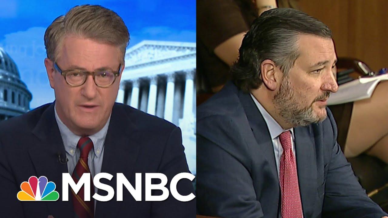 Joe: Background Checks Do Not Infringe On Second Amendment Rights | Morning Joe | MSNBC 7