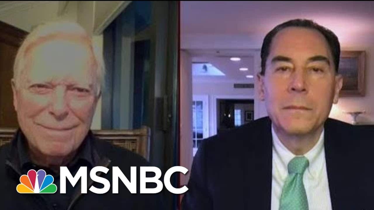 Former Congressman Lends Voice To Effort To Protect Voting Rights | Morning Joe | MSNBC 1