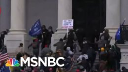 Prosecutors Say Oath Keepers Leader Coordinated With Proud Boys Before Jan 6 Riot | Craig Melvin 8