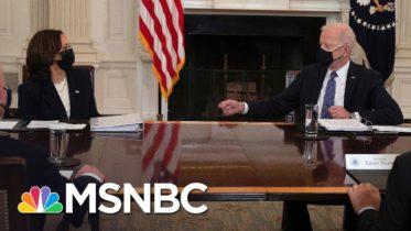Migrant Surge: Harris Will Lead On Addressing Border Crisis | MSNBC 6