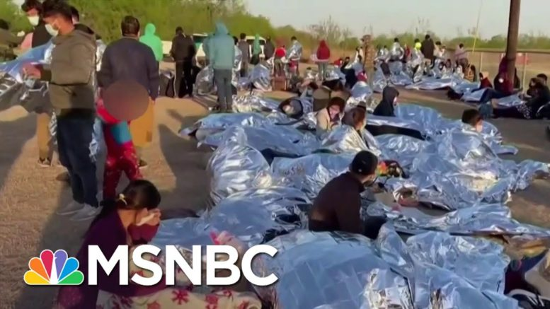 Biden Team Warned Trump Administration Of Need For Space For Migrant Children In December   Katy Tur 1