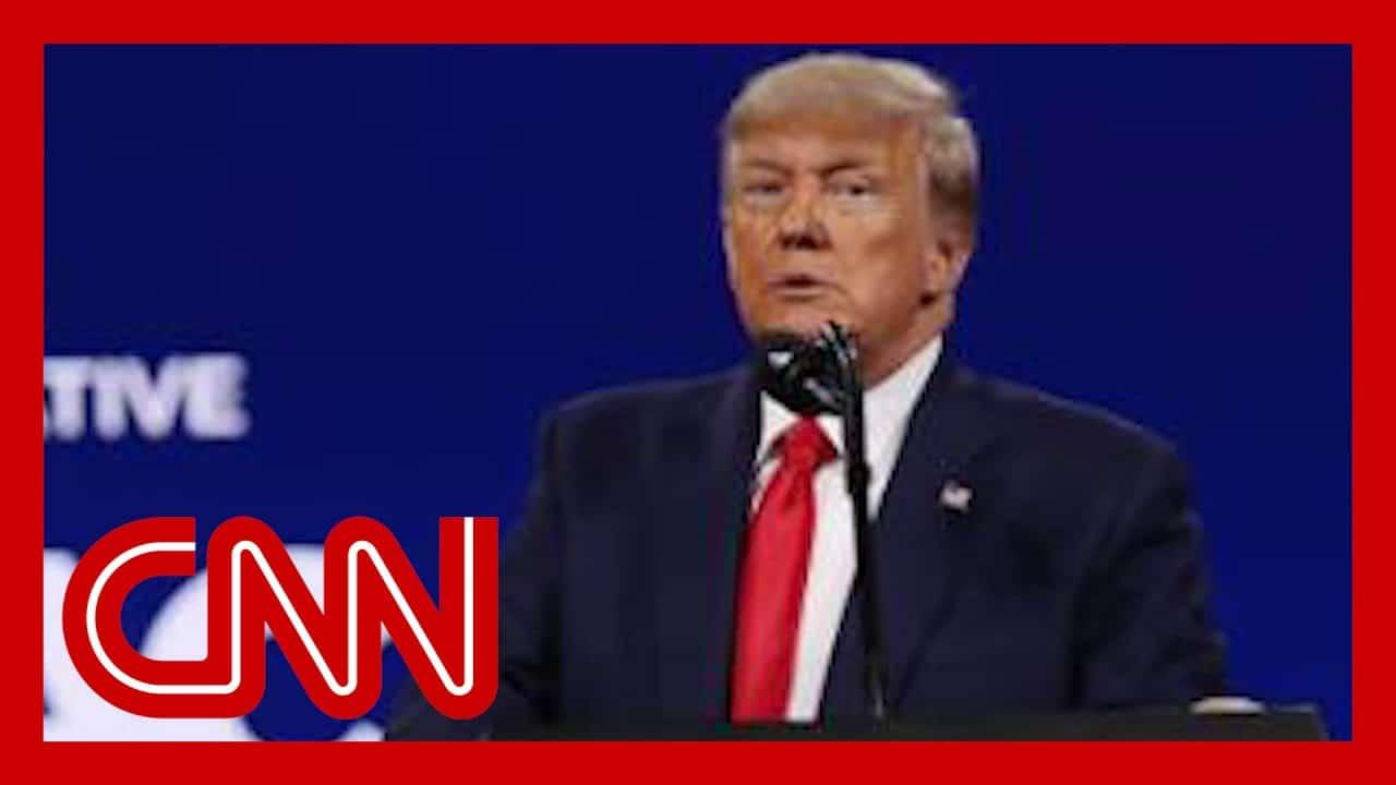 Acosta: Trump's CPAC speech a fire hose of falsehoods 1