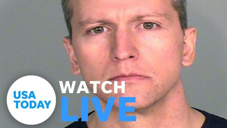 Testimony continues on day 2 in the trial of Derek Chauvin (LIVE) | USA TODAY 1
