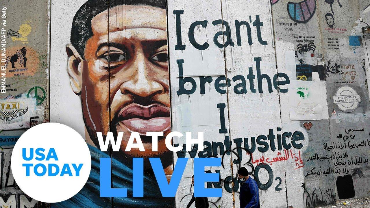 Derek Chauvin's murder trial in death of George Floyd: Day 4 (LIVE) | USA TODAY 3