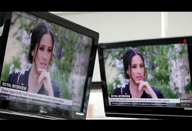 Did the interview change perceptions of Meghan Markle? 1
