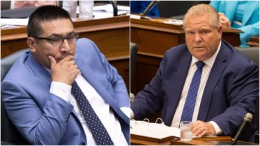 Premier Ford accuses Indigenous MPP of jumping the vaccine queue 6