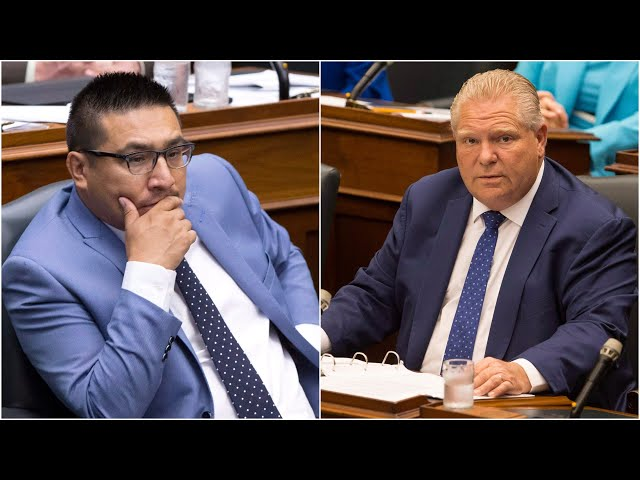 Premier Ford accuses Indigenous MPP of jumping the vaccine queue 2