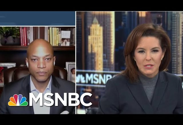 Vulnerable Community Advocate On Long-Term Economic Recovery | Stephanie Ruhle | MSNBC 1