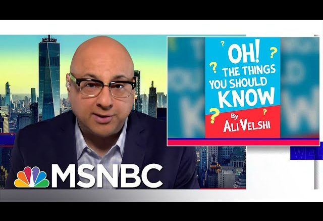 Why has cancellation caused frustration? | Ali Velshi | MSNBC 1