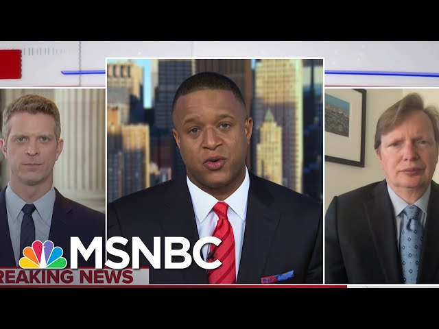 'It Is Time To Get Something Done': Jim Messina On Gun Control   Craig Melvin   MSNBC 6