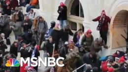 Extremist Group Members Coordinated Before Capitol Riot, Prosecutors Say | Morning Joe | MSNBC 5