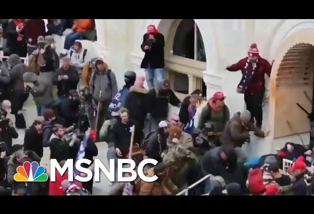 Extremist Group Members Coordinated Before Capitol Riot, Prosecutors Say | Morning Joe | MSNBC 1