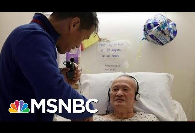 Richard Lui On His Father's Alzheimer's Diagnosis & The Power Of Selflessness | Morning Joe | MSNBC 1