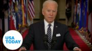 Return to normalcy is focus of President's speech | USA TODAY 5