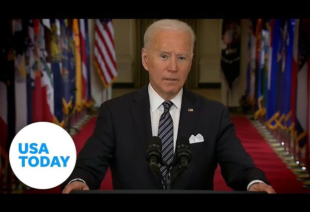 Return to normalcy is focus of President's speech | USA TODAY 1