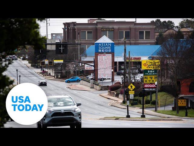 Asian American Atlantans react to spa shootings | USA TODAY 1