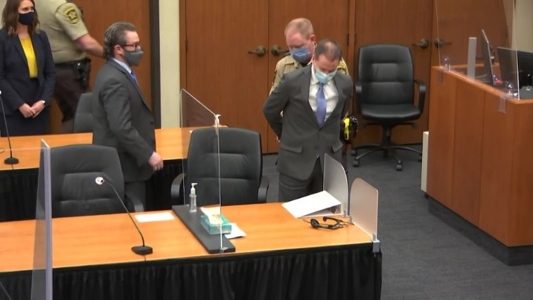 Chauvin Found Guilty of Murdering George Floyd