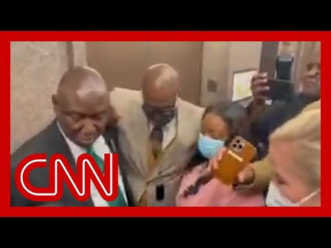 Hear Biden's call to Floyd family after verdict 1