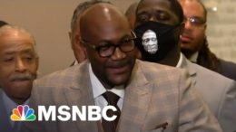 Philonise Floyd: 'We Are Able To Breathe Again' | MSNBC 8
