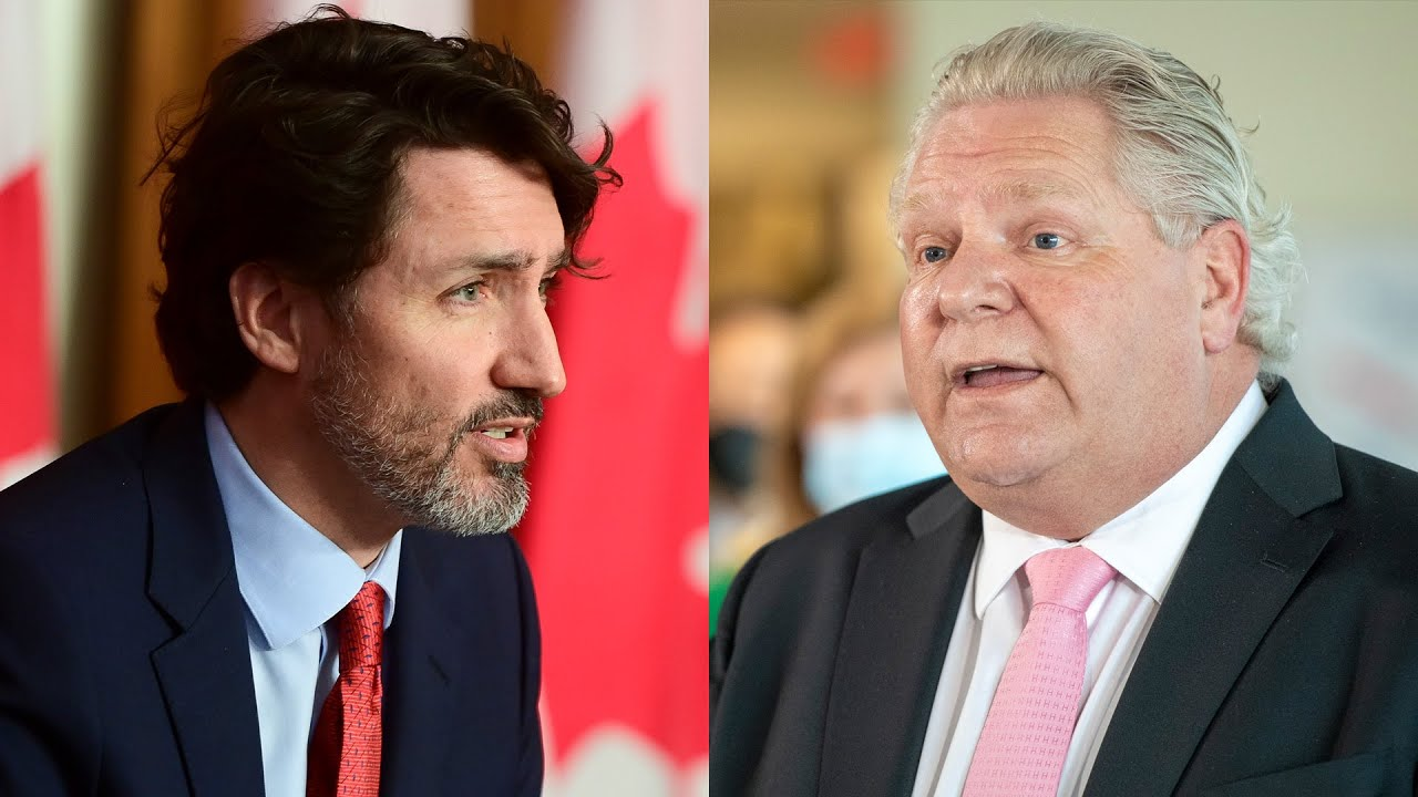PM Trudeau pushes back against Ford's vaccine criticism 3