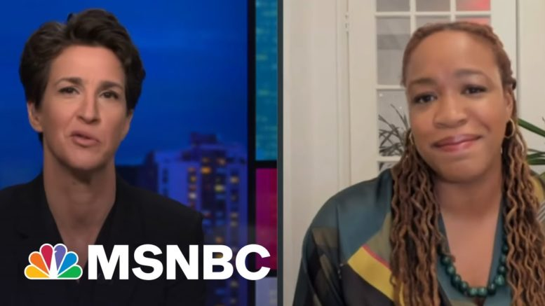 Why Biden Infrastructure Plan's Popularity May Represent A Political Turning Point   Rachel Maddow 1