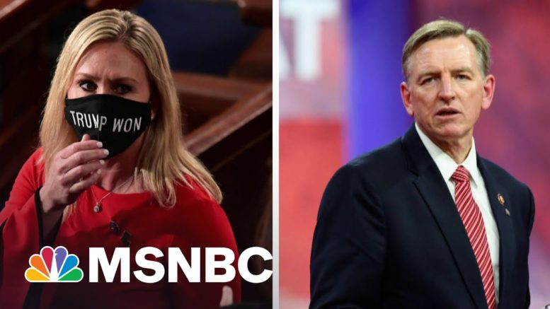 """Pro-Trump Lawmakers Forming """"America First Caucus"""" 