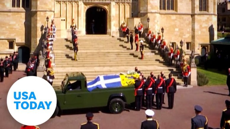 Prince Philip: Royal family says goodbye to the Duke of Edinburgh | USA TODAY 1