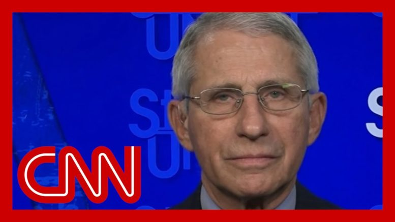 Dr. Fauci reacts to poll finding almost half of Republicans don't want vaccine 1