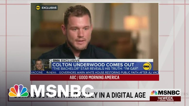 """Coming Out"" Authentically In The Digital Age 
