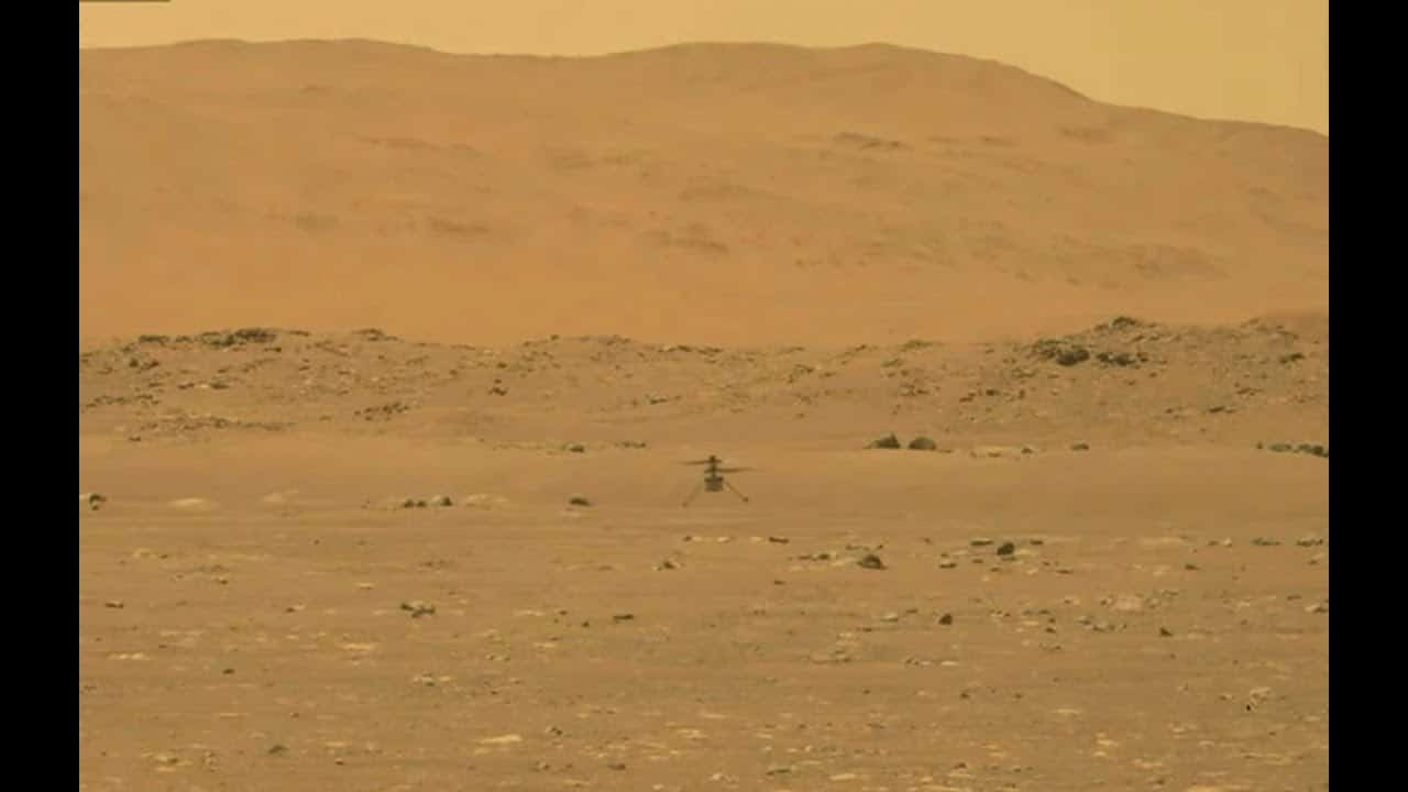 'Opens things up' for future of planet exploration: Dan Riskin on Mars Ingenuity 1