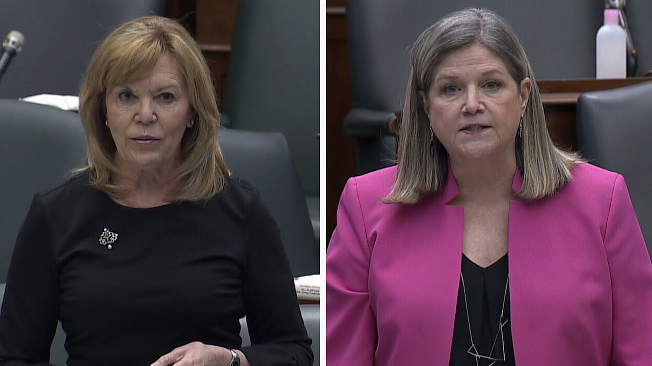 WATCH: Ford skips question period as his government votes against paid sick leave | COVID-19 crisis 9