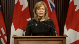 Ontario government insists they're listening to experts despite voting down paid sick leave again 5