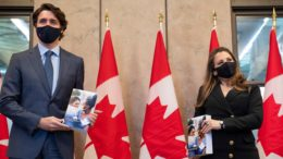 Here are the key promises from Trudeau's government in the 2021 federal budget   COVID-19 in Canada 4