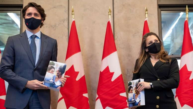 Here are the key promises from Trudeau's government in the 2021 federal budget | COVID-19 in Canada 1