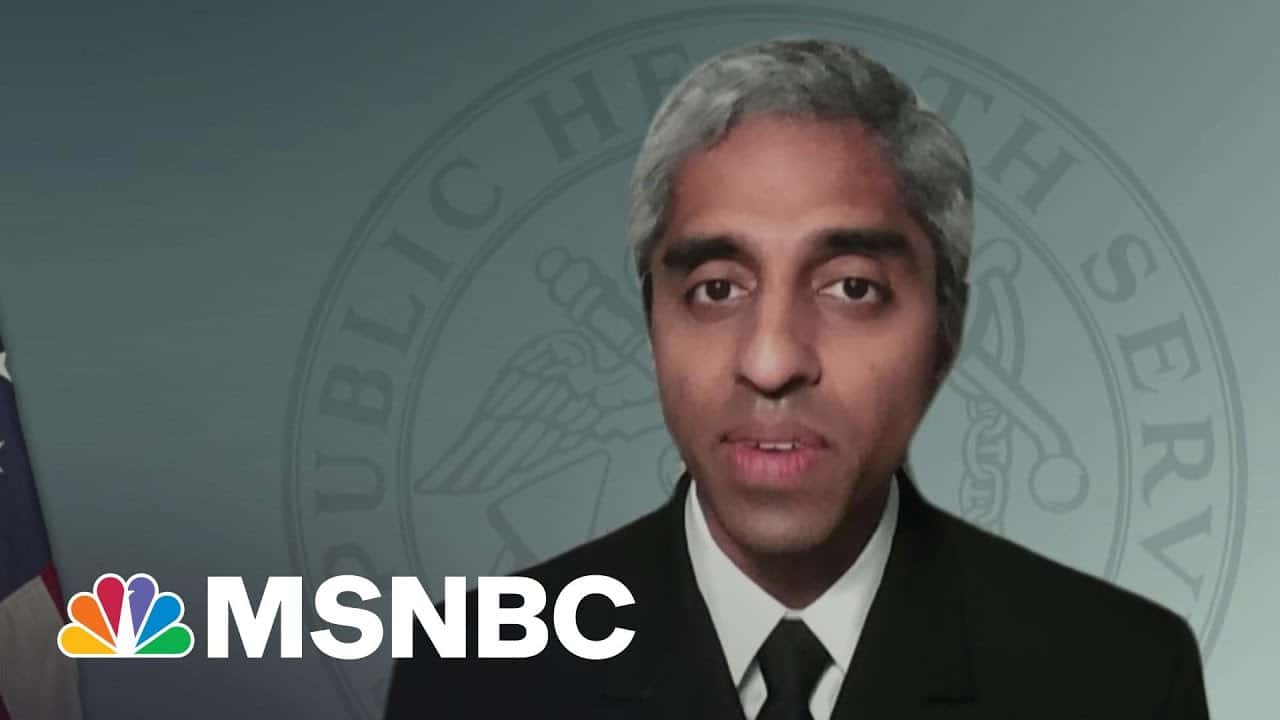 Surgeon General: Key To Turning Page On Virus Is As Many Vaccinations As Possible | Morning Joe 9