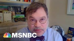 Dr. Hotez Breaks Down Vaccine Misinformation, Return To Normal Life | Stephanie Ruhle | MSNBC 2