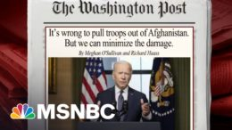 What Biden's Troop Decision Could Mean For Afghanistan | Morning Joe | MSNBC 5
