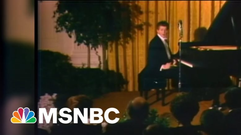 The History Of Pianist Van Cliburn And His Impact On U.S.-Russia Relations | Morning Joe | MSNBC 1