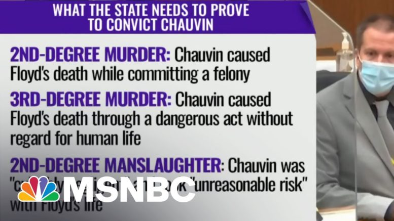Joyce Vance: I Think Prosecution Has Put In Significant Evidence In The Chauvin Trial | The ReidOut 1