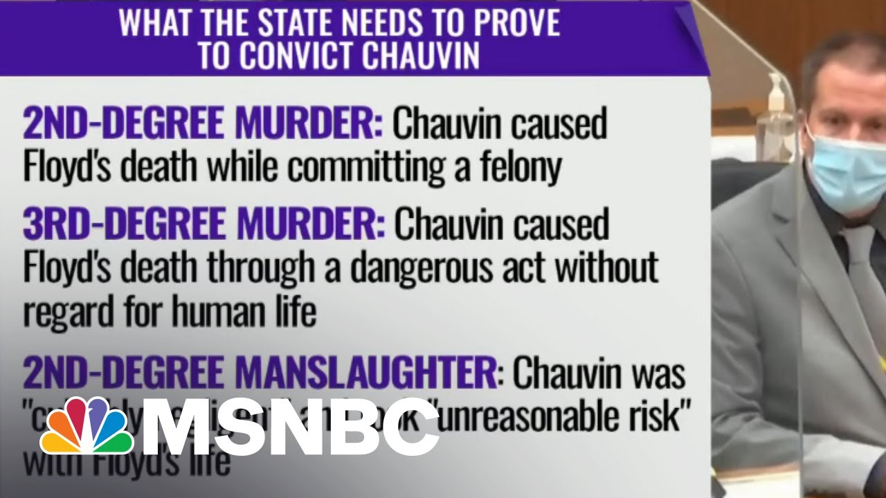 Joyce Vance: I Think Prosecution Has Put In Significant Evidence In The Chauvin Trial   The ReidOut 1