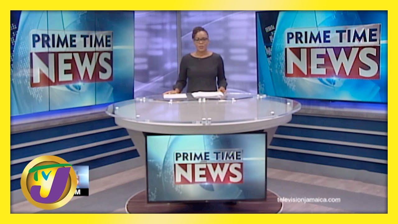 Jamaica News Headlines | TVJ News - April 16 2021 1