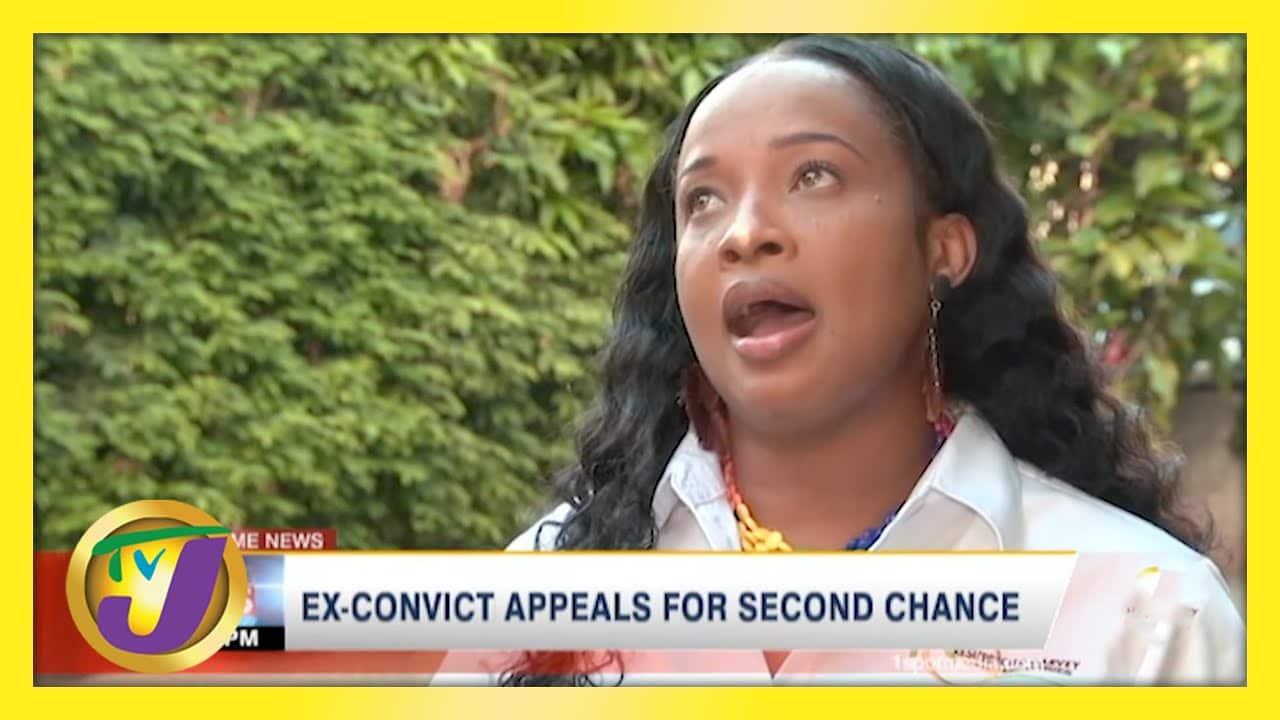 Ex-Convict Appeals for Second Chance | TVJ News - April 16 2021 1