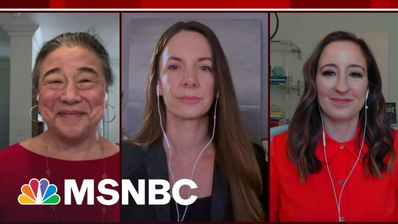 How To Create More Fair, Equitable Workplaces | Morning Joe | MSNBC 1