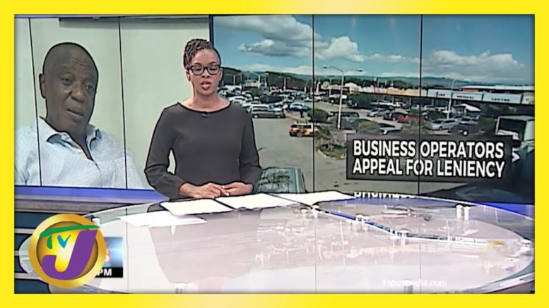 Business Appeals for Leniency | TVJ News - April 16 2021 1