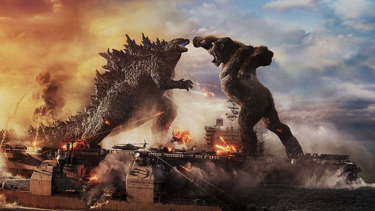 'Godzilla vs. Kong' is a classic, big screen match-up: Crouse 1
