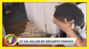 Man Allegedly Killed by Security Forces in Fletchers Land, Jamaica | TVJ News - April 18 2021 4