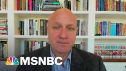 Restaurateur Says There's Light At The End Of The Tunnel For His Industry | Stephanie Ruhle | MSNBC 6