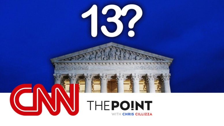 13 Supreme Court Justices? 1